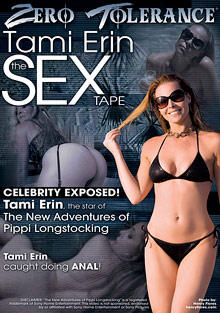 Tami Erin: The Sex Tape cover