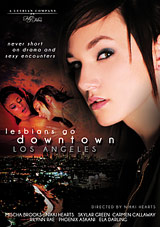 Watch Lesbians Go Downtown Los Angeles in our Video on Demand Theater