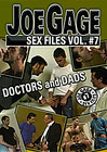 Joe Gage Sex Files 7: Doctors And Dads