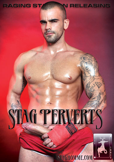 Stag Perverts Cover Front