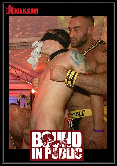 anal sex on stage at hustlaball