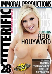 Titterific 28 cover