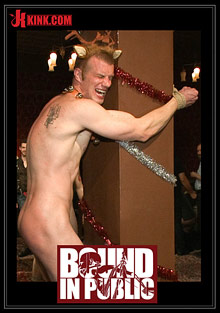 Bound In Public: Blake Daniels The Holiday Whore cover