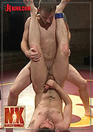 Naked Kombat: Tony Hunter Vs Sebastian Keys
