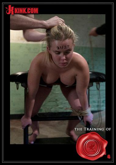The Training Of O: Sasha Knox Day Three cover