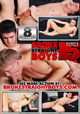 broke straight boys 15, broke straight boys, johnny forza, gay, porn, duncan tyler