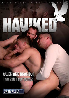 Hawked cover