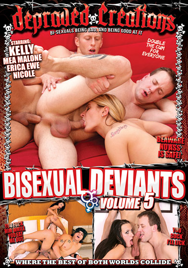 Bisexual Deviants 5 cover