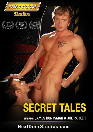 Secret Tales Cover Front