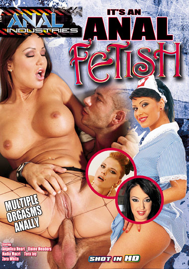 It's An Anal Fetish cover
