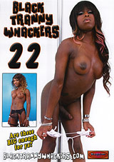 Black Tranny Whackers 22