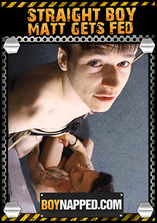 Boynapped: Straight Boy Matt Gets Fed cover