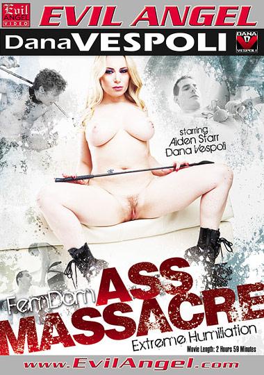 Femdom Ass Massacre cover