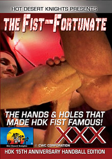 The Fist Fortunate cover