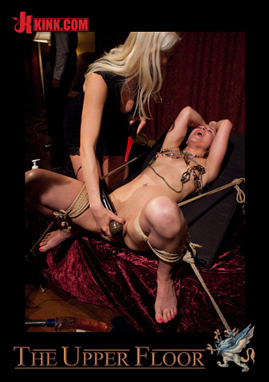 The Upper Floor: House Supper And Slave Initiation cover