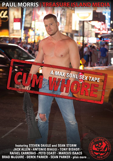 Cum Whore Cover Front