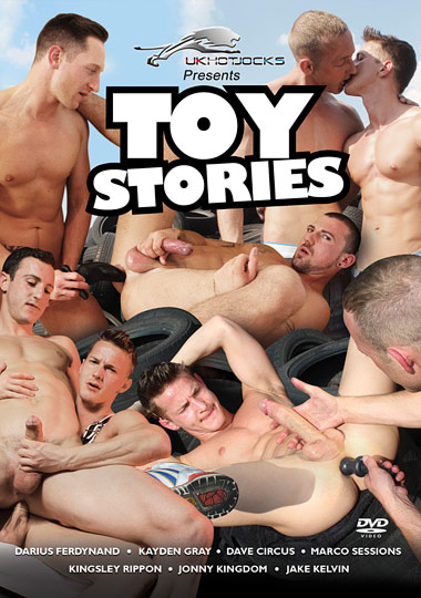 Toy Stories Cover Front