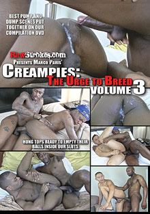 Creampies: The Urge To Breed 3 cover