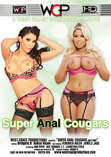 Super Anal Cougars 4