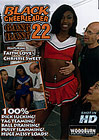 Black Cheerleader Gang Bang 22