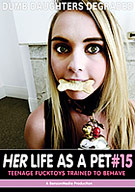 Petgirls 15: Her Life As A Pet