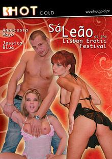 Sa Leao At The Lisbon Erotic Festival cover