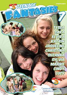 Teenage Fantasies 7 cover