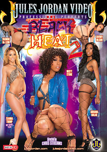 Black Heat 2 cover