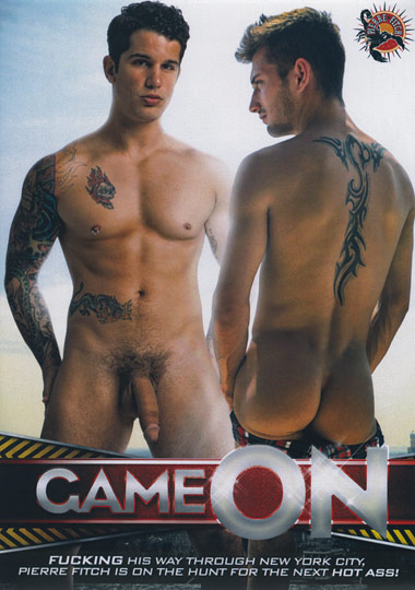 Game On (Pierre) Cover Front