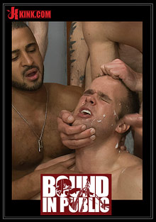 Bound In Public: Ripped Stud Is Made To Play Spin The Bottle BIP Style cover