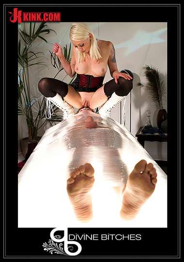 Divine Bitches: Electrified Cock Punishment By Mistress Lorelei Lee cover