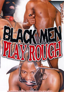 Black Men Play Rough cover
