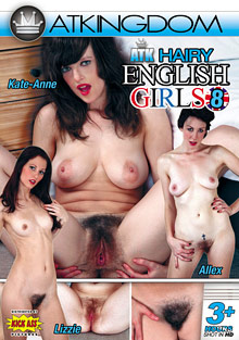 ATK Hairy English Girls 8 cover