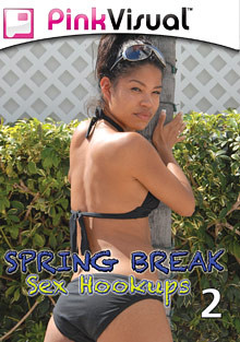 Spring Break Sex Hookups 2 cover