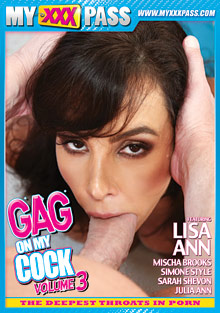 Gag On My Cock 3 cover