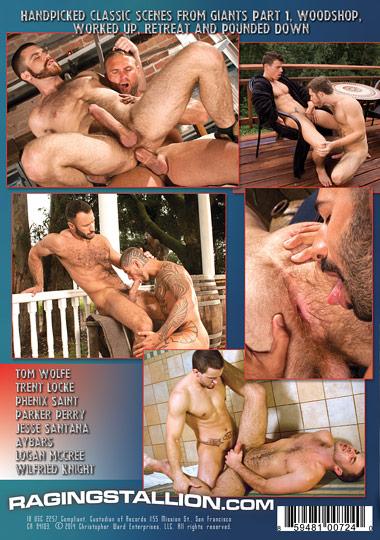 Hairy Boyz 35 Cover Back
