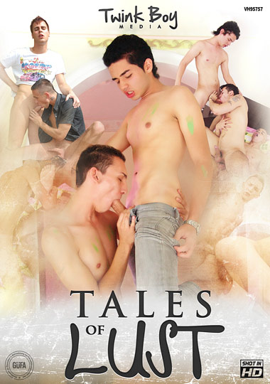 Tales of Lust Cover Front