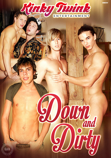 Down and Dirty (KinkyTwink) Cover Front