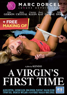 A Virgin's First Time cover