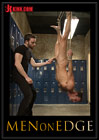Men On Edge: Captured Baseball Stud Gets Edged In The Locker Room