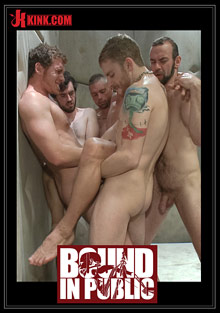 Bound In Public: Lockup, Cell Extraction And Prison Sex 2 cover