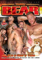 teddy bear, rascal video, channel 1, c1r, chi chi larue, bear, porn, gay, daddy, brad kalvo