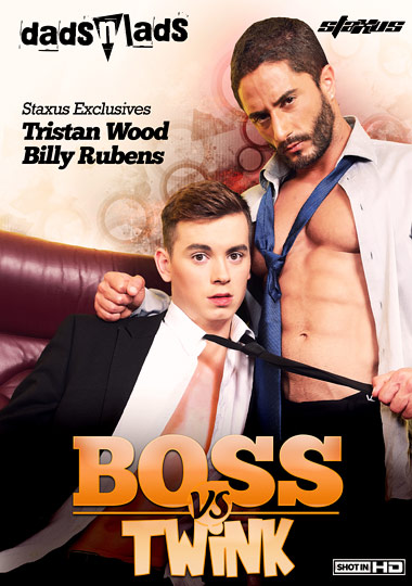 Boss Vs Twink Cover Front
