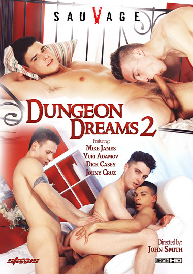 Dungeon Dreams 2 Cover Front