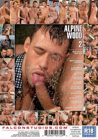 Alpine Wood 2 Cover Back