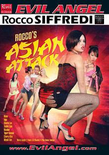 Rocco's Asian Attack cover