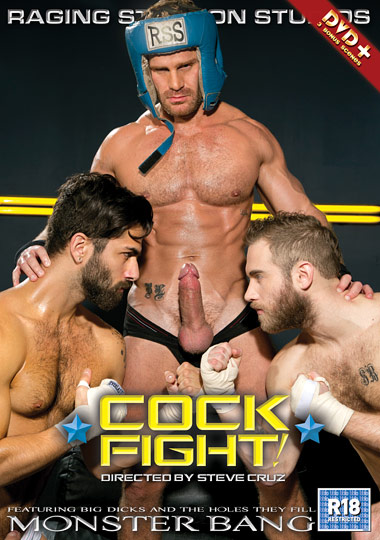 Cock Fight (RagingStallion) Cover Front