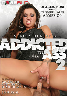 Addicted To Ass 2 cover
