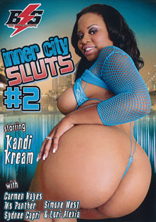 Inner City Sluts 2 cover