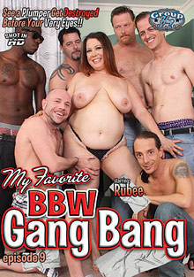 My Favorite BBW Gangbang 9 cover